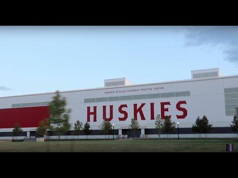 Northern Illinois University tour!   Vlog