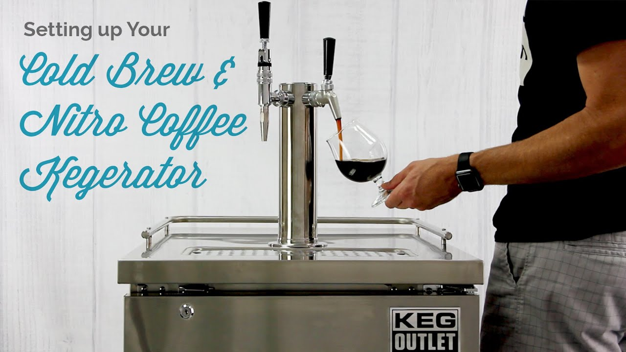 Nitro Coffee and Cold Brew Coffee Draft Systems for Coffee on Tap