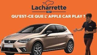 Qu'est ce que l'Apple Car Play ? Seat Ibiza