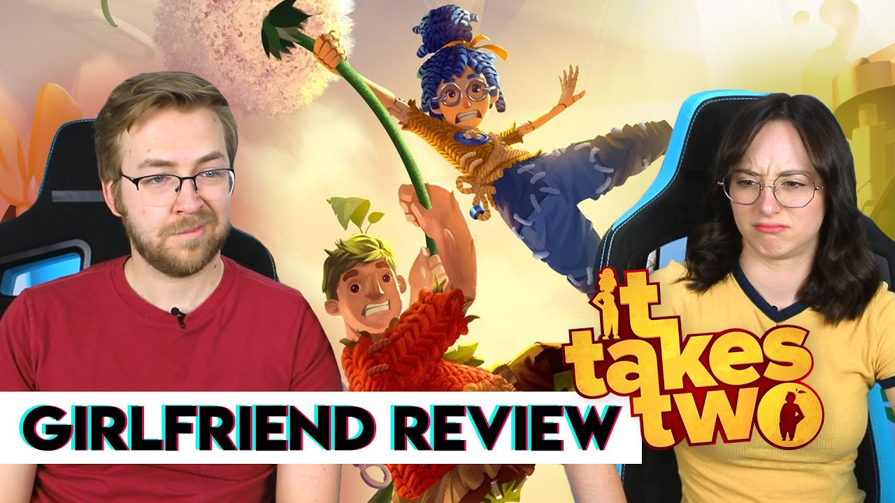 Should couples play It Takes Two? | Girlfriend Reviews