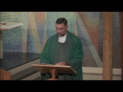 Mass For Shut Ins Third Sunday in Ordinary Time January 26, 2020