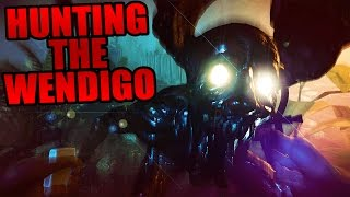 THE NEW FINDING BIGFOOT GAME?!, SCARY / HORROR GAME - Seeking Evil: The Wendigo Game Gameplay