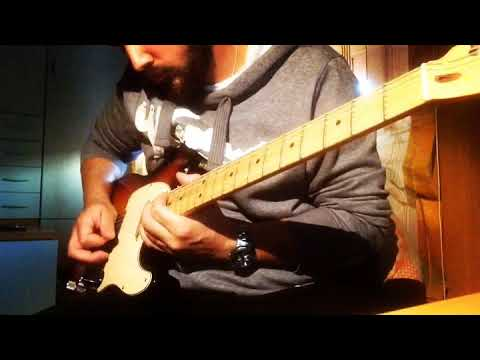 The house of the rising Sun solo