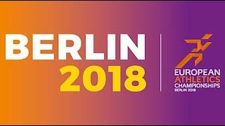 Churandy Martina 100m Europei 2018 Berlino