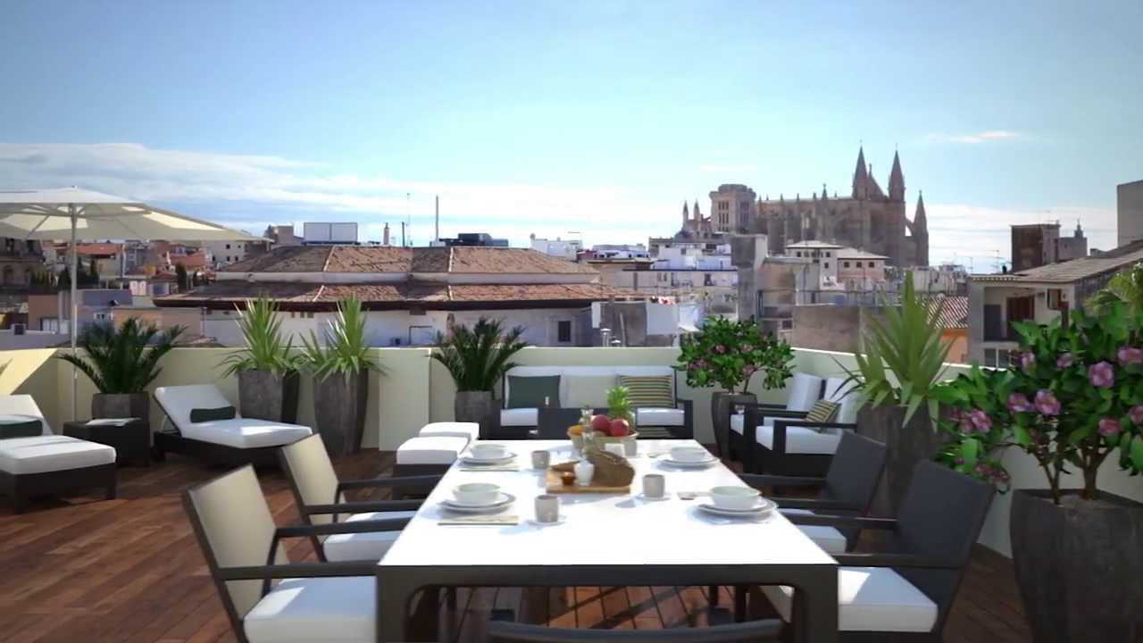 first mallorca luxury palma old town apartments