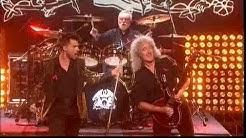 Queen + Adam Lambert - Somebody To Love (Live on X-Factor 2014)