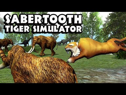 скачать симулятор саблезубого тигра - фото 6