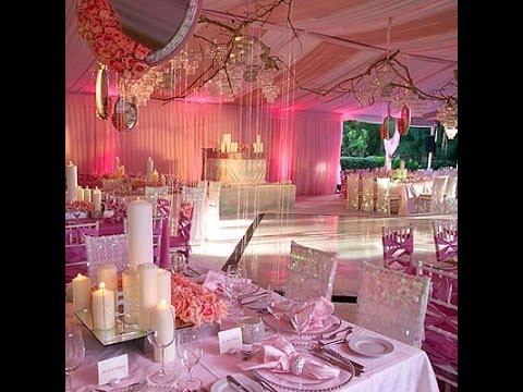 Modern Wedding Reception Ideas  YouTube