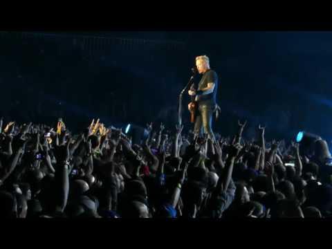 """""""Nothing Else Matters & Enter Sandman"""" Metallica@M&T Bank Stadium Baltimore 5/10/17"""