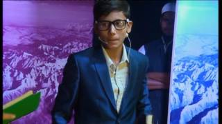 Aya oonth pahad k niche Al Hidayah public School Comedy Drama 2017 Video