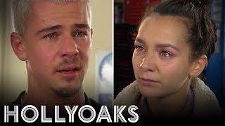 Hollyoaks: No Coming Back For CleoJ