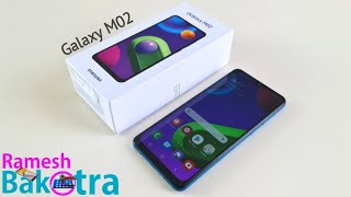 Samsung Galaxy M02 Unboxing and Full Review   5000 mAh