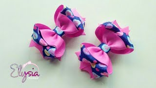 Amora Beauty Ribbon Bow Tutorial 🎀 DIY by Elysia Handmade