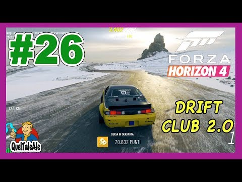DRIFT CLUB 2.0  || FORZA HORIZON 4 - Gameplay ITA - #26 thumbnail