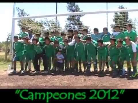 Campeón 2012 Ferro Liga '99