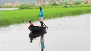 Traditional Cast Net Fishing Video | Cast Net Fishing in Village with Beautiful Nature (Part-3)