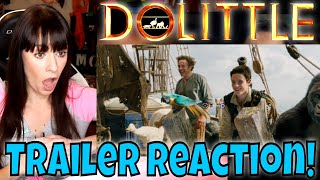 DoLittle Trailer REACTION!