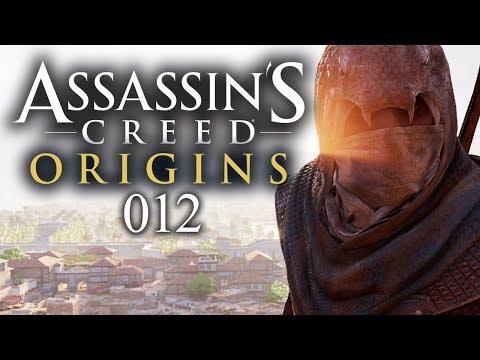 Entführt 🎮 ASSASSIN'S CREED: ORIGINS #012