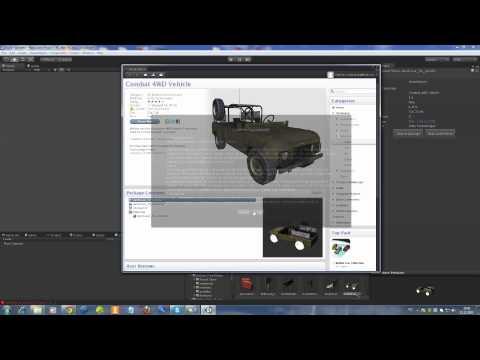 Unity 3D как бесплатно установить