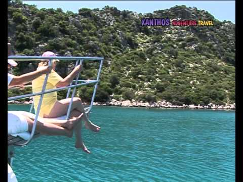 Kekova Boat Tour with Xanthos Travel Adventure Kaş - Turkey