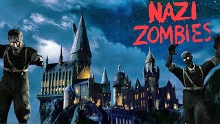 Hogwarts in Call of Duty Zombies! | World at War Custom zombies
