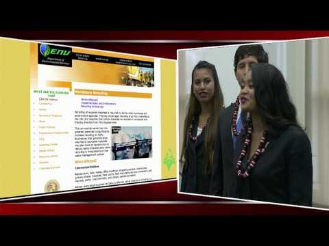 Brigham Young University-Hawaii 2014 Enactus Presentation