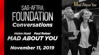 Conversations with Helen Hunt and Paul Reiser of MAD ABOUT YOU