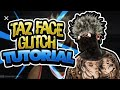 Nba 2k19  Taz Face Tutorial  Become a Tryhard 👹Today   !!!