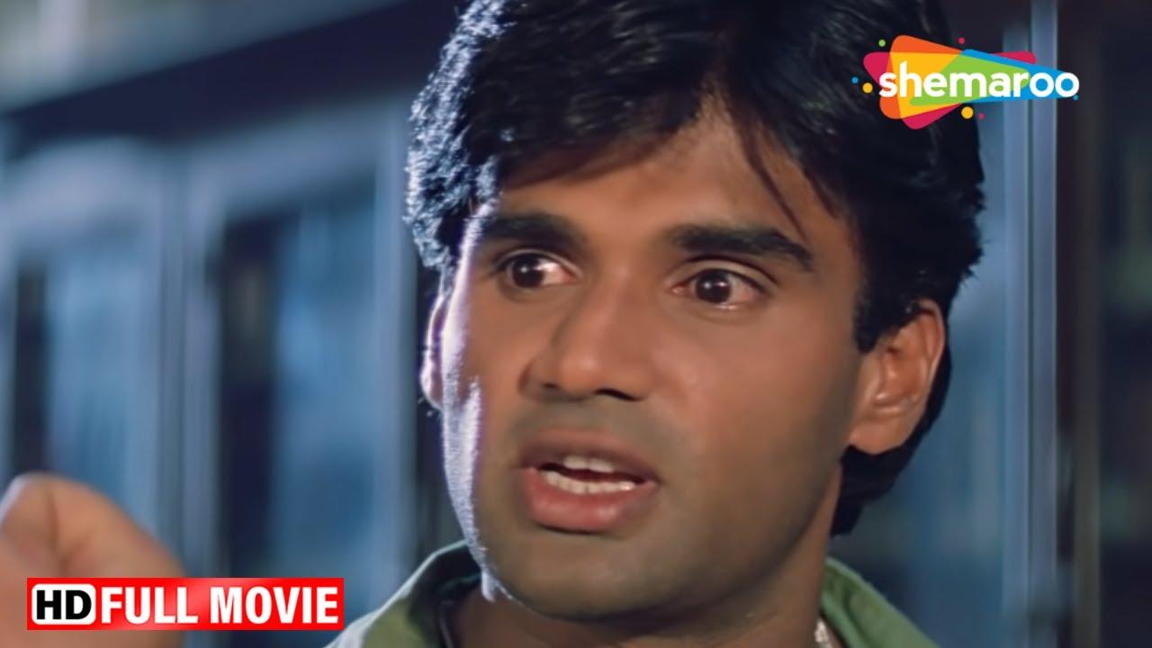 Download सुनील शेट्टी की सबसे खतरनाक एक्शन मूवी - BLOCKBUSTER ACTION HINDI MOVIE - 90's Movie   Raghuveer