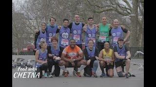 Running the London Marathon - 'The Baker's Dozen'