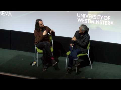 Lav Diaz at Westminster University