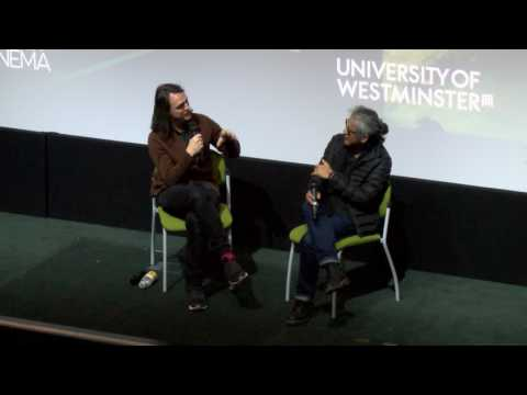 Lav Diaz at Westminster University