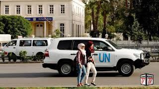El Equipo de investigadores de la OPCW ha sido Atacado en Siria mientras Buscaba Pruebas