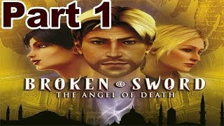 Broken Sword 4: The Angel of Death - Part 1 - HD Walkthrough