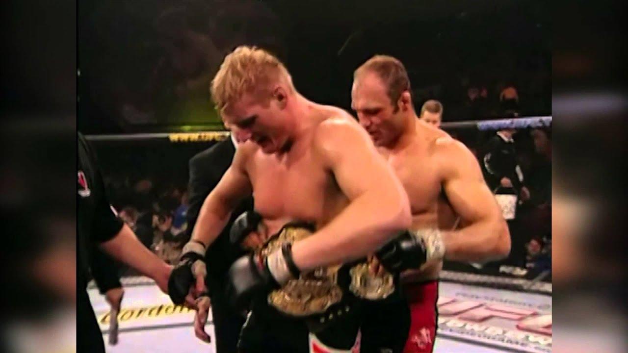 Josh Barnett Returns at UFC 164 vs. Frank Mir - YouTube
