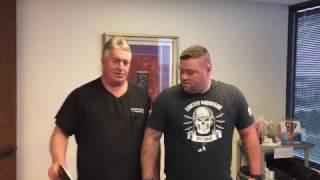 Severe Herniated Disc & Sciatica Dallas Veteran  Last Resort Before Surgery