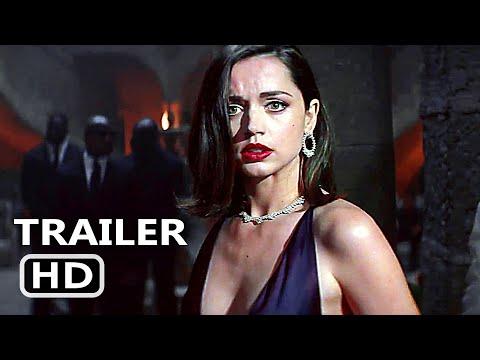 NO TIME TO DIE Trailer (2020) New James Bond Movie, Ana de Armas