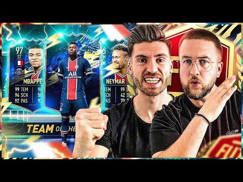 FIFA 21: LIGUE 1 TOTS PACK OPENING + WL ENDSPURT GAUSELN 😍😱
