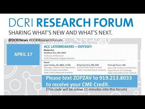 Research Forum | DCRI Site Community | Page 3