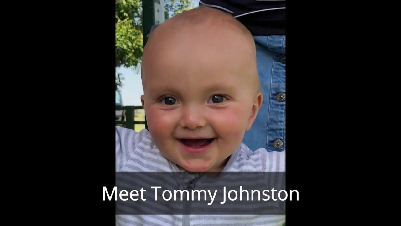 Meet Tommy Johnston