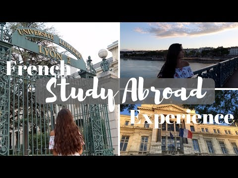 My Study Abroad Experience in France | Bonjour Steph