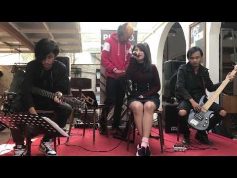 Jaz - Dari Mata [Cover] Unplug Live at MG&Co Eatery Cafe Bandung