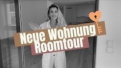 ROOMTOUR - Ich zeige euch meine neue Wohnung ❤️