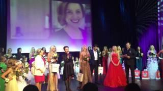Награждение Miss Top Fire event Moscow Rusk