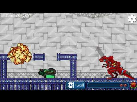 Роботы динозавры: Крепость (Dino Robot Fortress)
