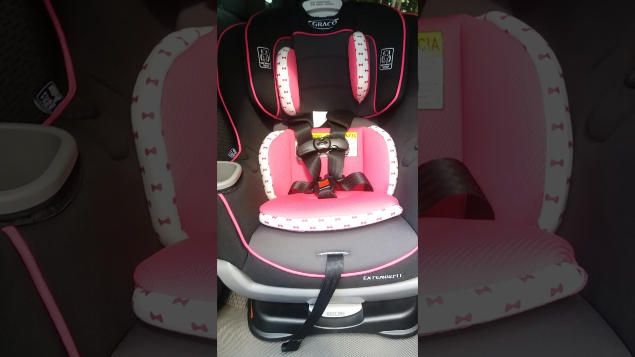 Graco Extend2fit Car Seat Kenzie Color