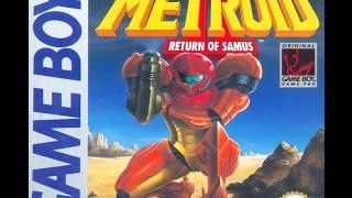 Metroid II: Return of Samus - Longplay