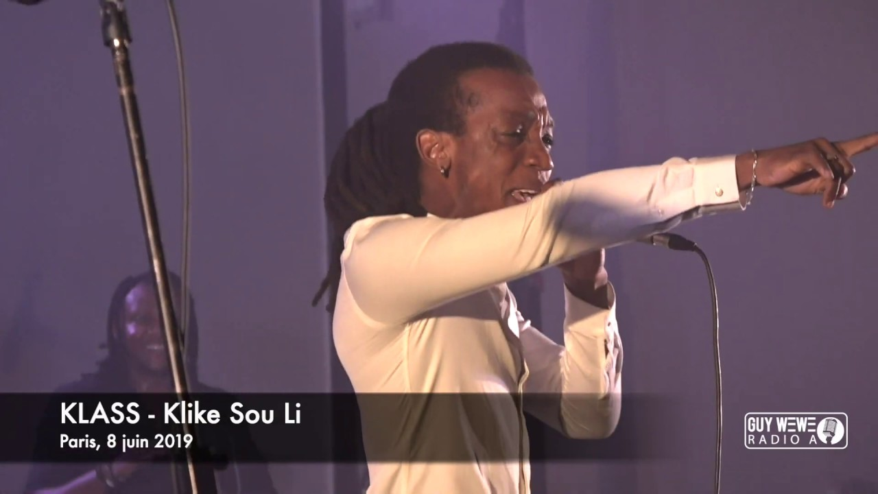 Download KLASS - Klike sou li - Feat David B - Live @ Espace Pierre Peugeot, Paris 8 juin 2018