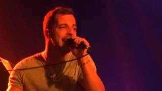 James Morrison - Right Here - live Sheffield 2015