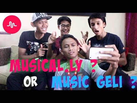 Music Geli Challenge ! ( Musical.ly )